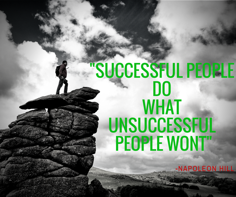 ghandi successful people quote